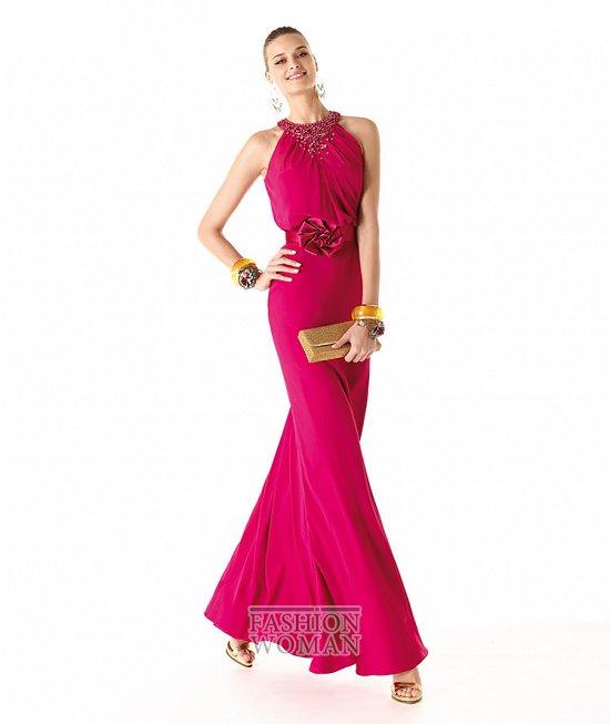 Вечерние платья 2014 от Pronovias фото №5