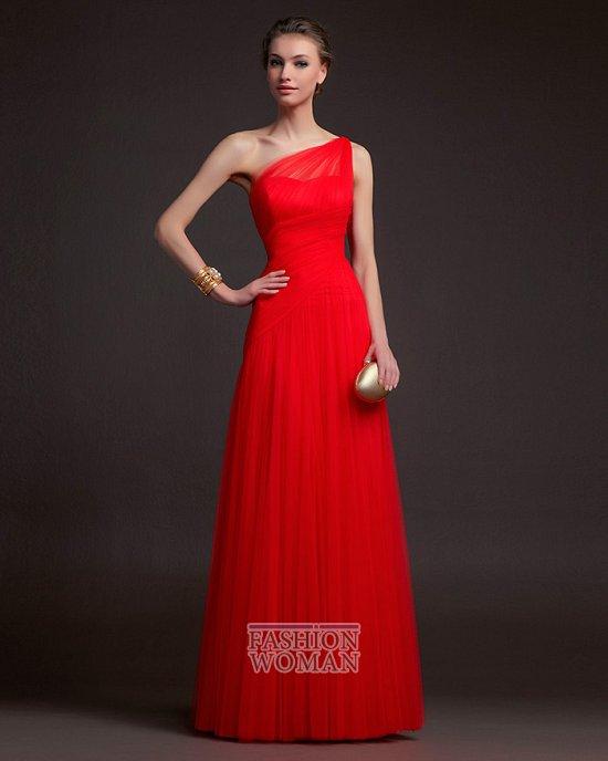 модные вечерние платья фото