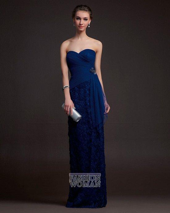 вечерние открытые платья