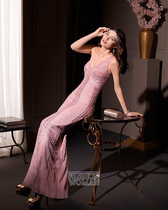 вечерние платья для лета