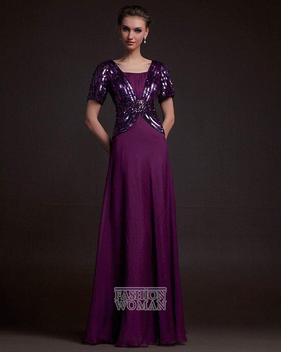 вечерние платьея для полных