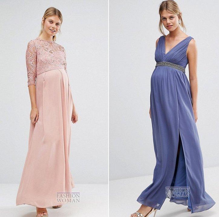 Вечерние платья для беременных. Как подобрать? фото №3