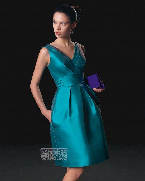 Вечерние платья Rosa Clara осень-зима 2012-2013  фото №14