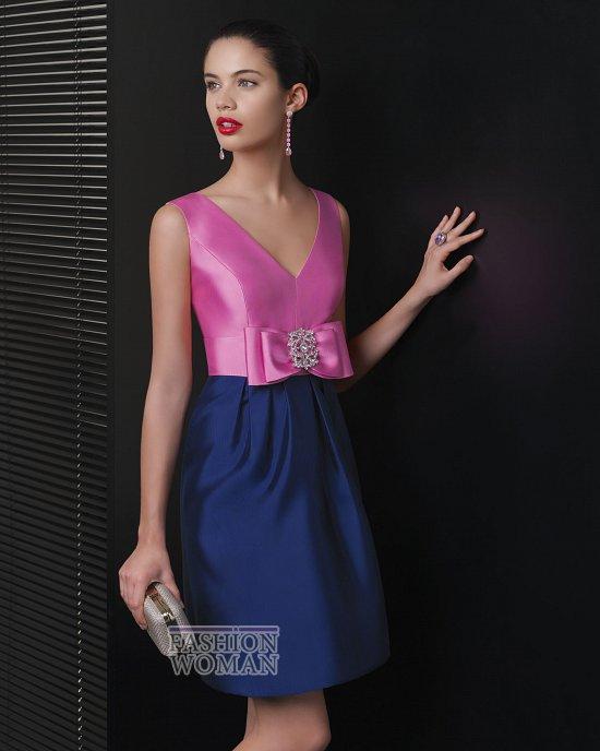 Вечерние платья Rosa Clara осень-зима 2012-2013  фото №15