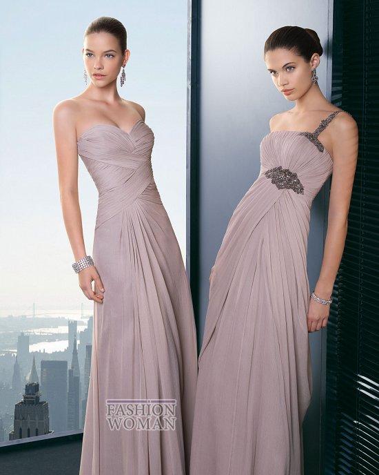 Вечерние платья Rosa Clara осень-зима 2012-2013  фото №23