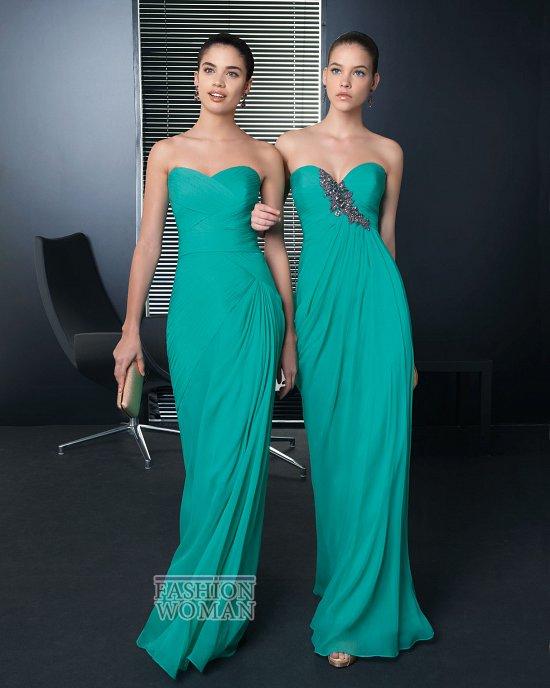 Вечерние платья Rosa Clara осень-зима 2012-2013  фото №24