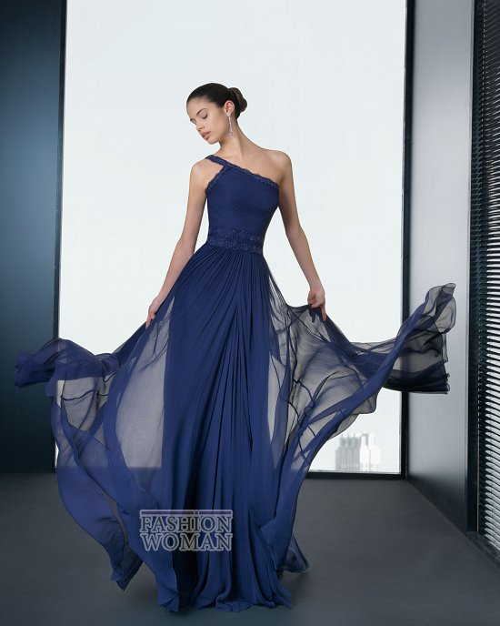 Вечерние платья Rosa Clara осень-зима 2012-2013  фото №25