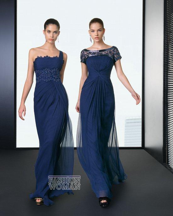 Вечерние платья Rosa Clara осень-зима 2012-2013  фото №28