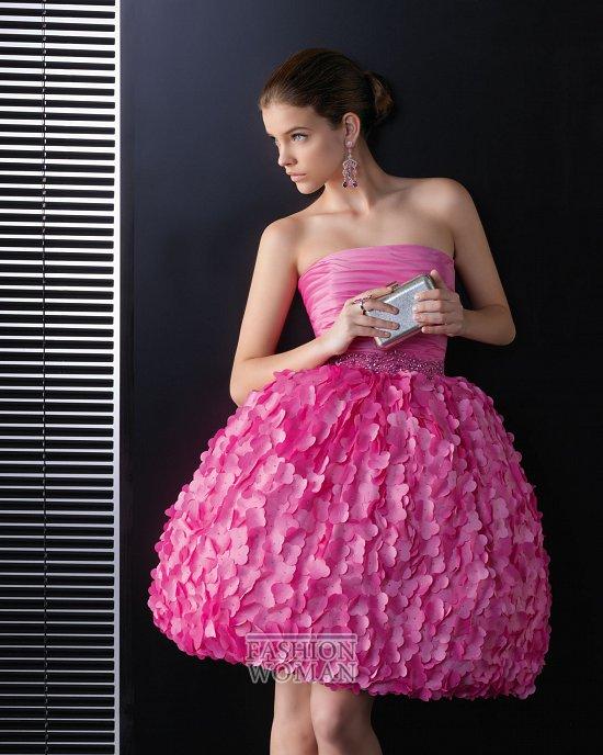Вечерние платья Rosa Clara осень-зима 2012-2013  фото №30