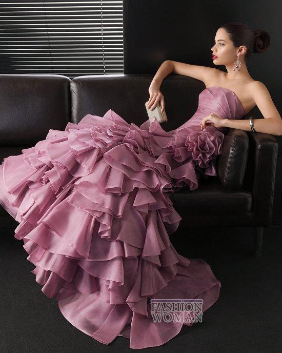 Вечерние платья Rosa Clara осень-зима 2012-2013  фото №32