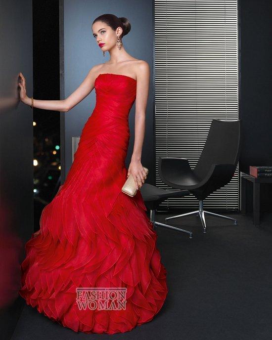 Вечерние платья Rosa Clara осень-зима 2012-2013  фото №34