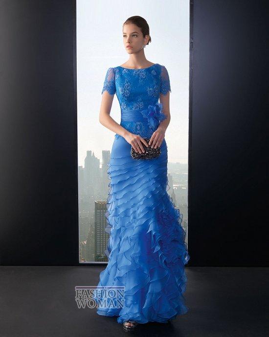 Вечерние платья Rosa Clara осень-зима 2012-2013  фото №40