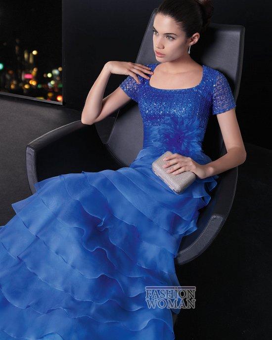 Вечерние платья Rosa Clara осень-зима 2012-2013  фото №41