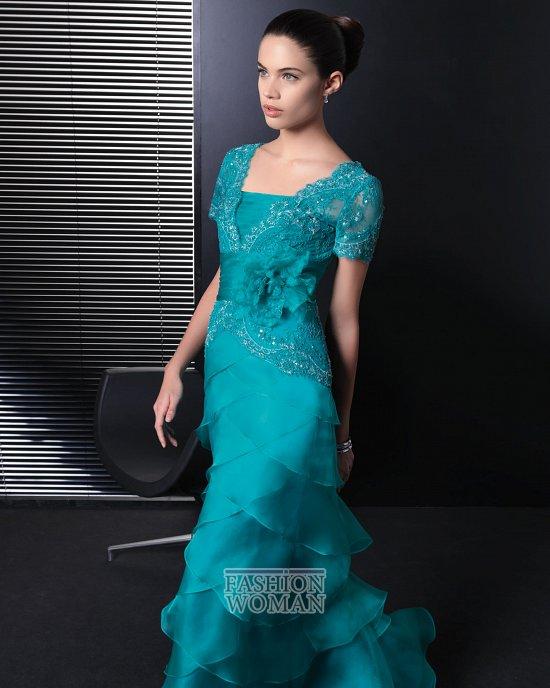Вечерние платья Rosa Clara осень-зима 2012-2013  фото №42