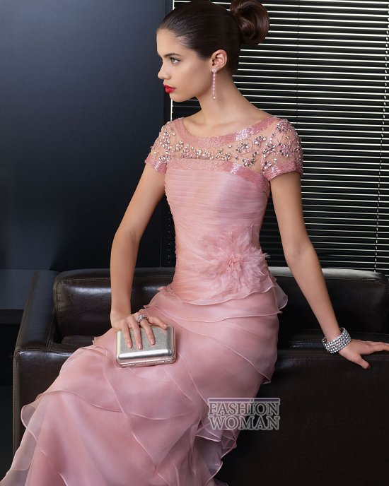 Вечерние платья Rosa Clara осень-зима 2012-2013  фото №43