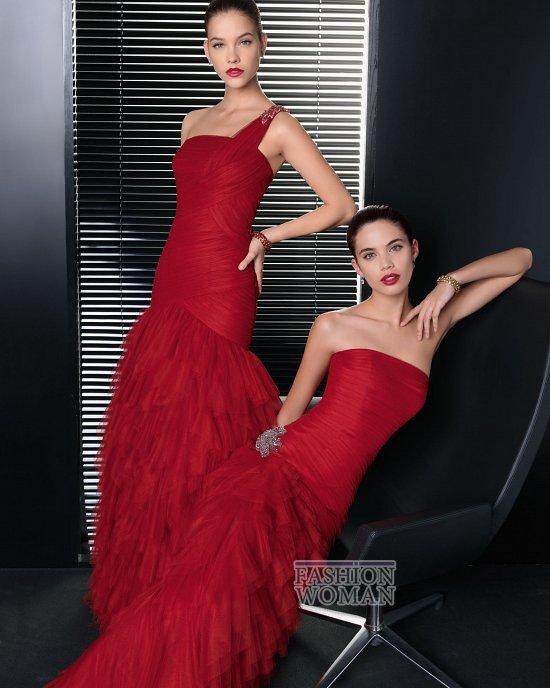 Вечерние платья Rosa Clara осень-зима 2012-2013  фото №10