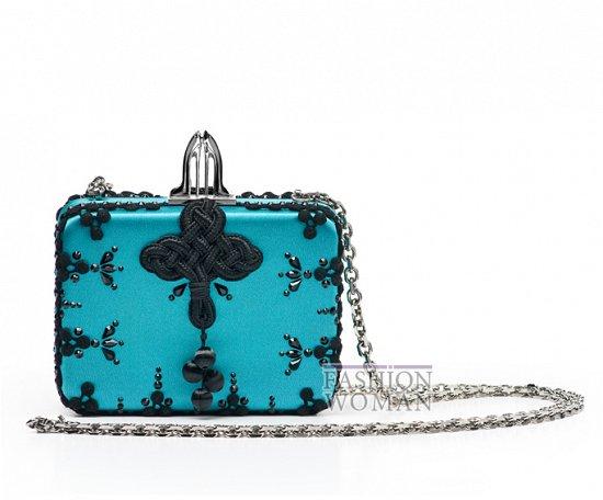 Вечерняя сумка от Christian Louboutin