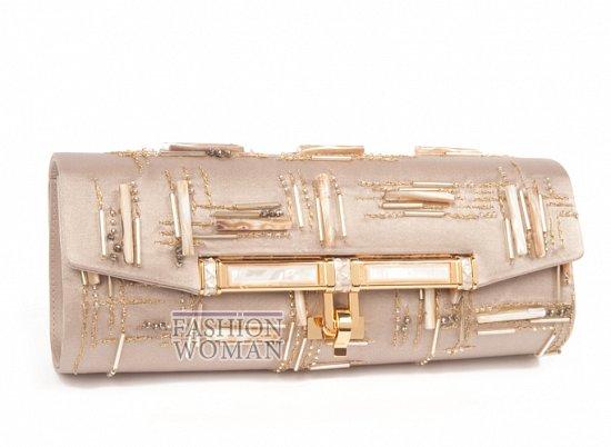Вечерние сумки весна-лето 2012 фото №12