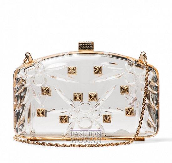 Вечерняя сумка от Valentino