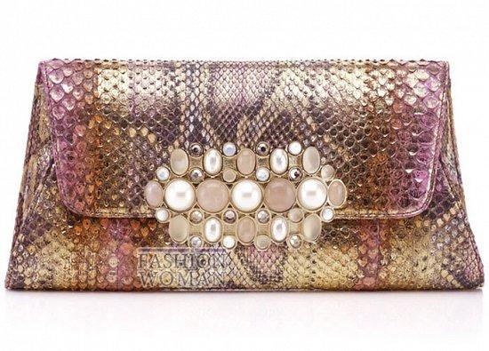 Вечерние сумочки Judith Leiber весна-лето 2012 фото №1