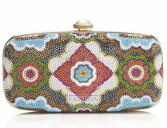 Вечерние сумочки Judith Leiber весна-лето 2012 фото №2