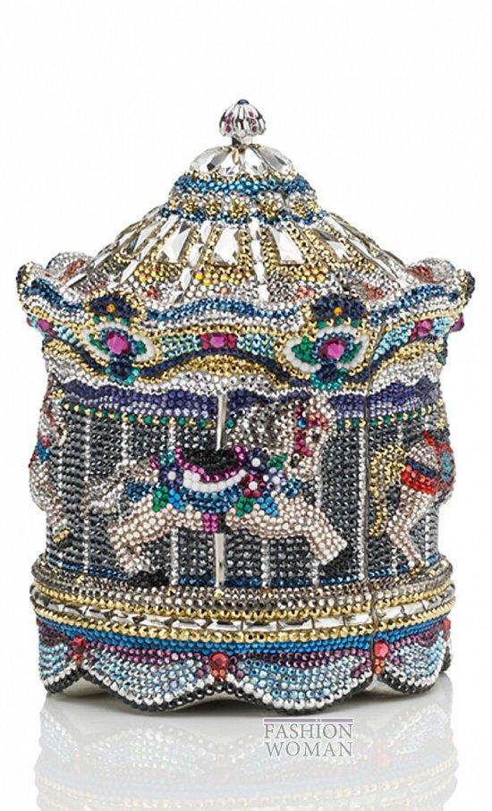 Вечерние сумочки Judith Leiber весна-лето 2012 фото №16