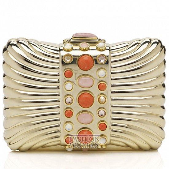 Вечерние сумочки Judith Leiber весна-лето 2012 фото №17