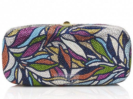 Вечерние сумочки Judith Leiber весна-лето 2012 фото №19