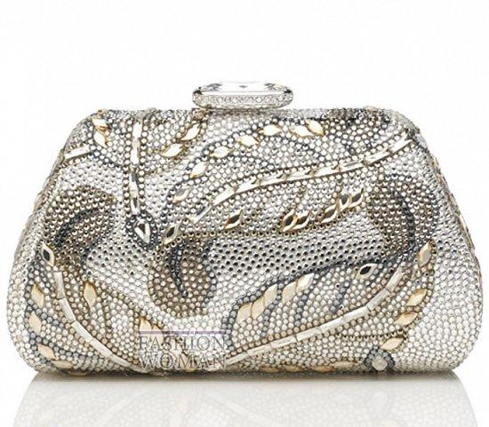 Вечерние сумочки Judith Leiber весна-лето 2012 фото №20