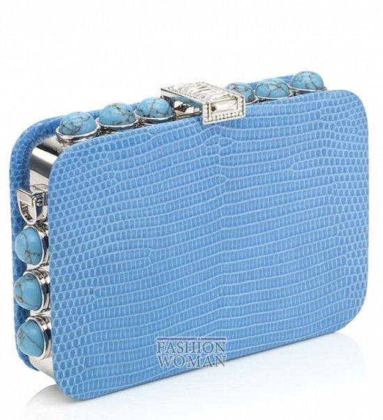 Вечерние сумочки Judith Leiber весна-лето 2012 фото №22