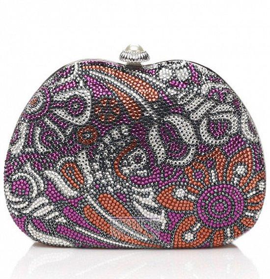 Вечерние сумочки Judith Leiber весна-лето 2012 фото №23