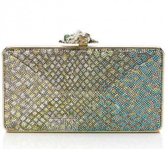 Вечерние сумочки Judith Leiber весна-лето 2012 фото №25