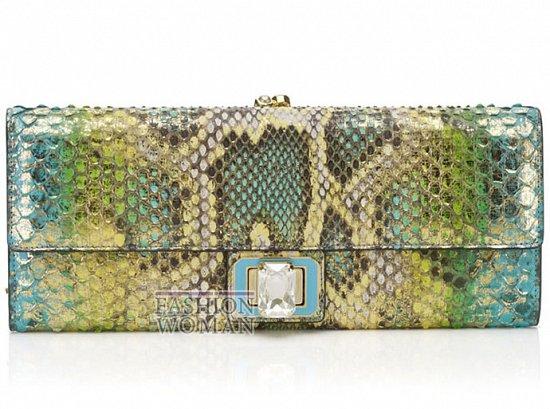 Вечерние сумочки Judith Leiber весна-лето 2012 фото №26