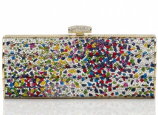 Вечерние сумочки Judith Leiber весна-лето 2012 фото №28