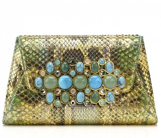 Вечерние сумочки Judith Leiber весна-лето 2012 фото №29
