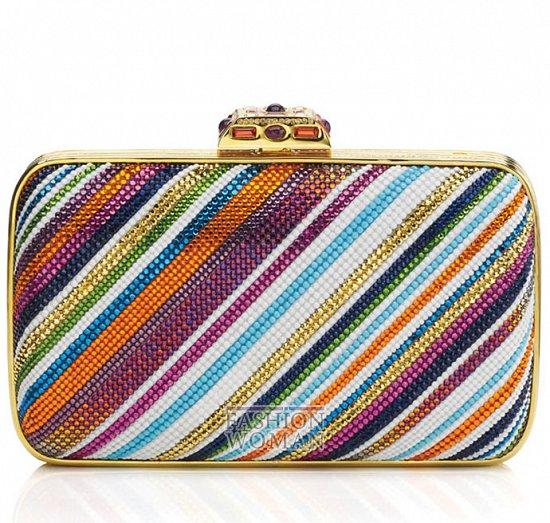 Вечерние сумочки Judith Leiber весна-лето 2012 фото №32