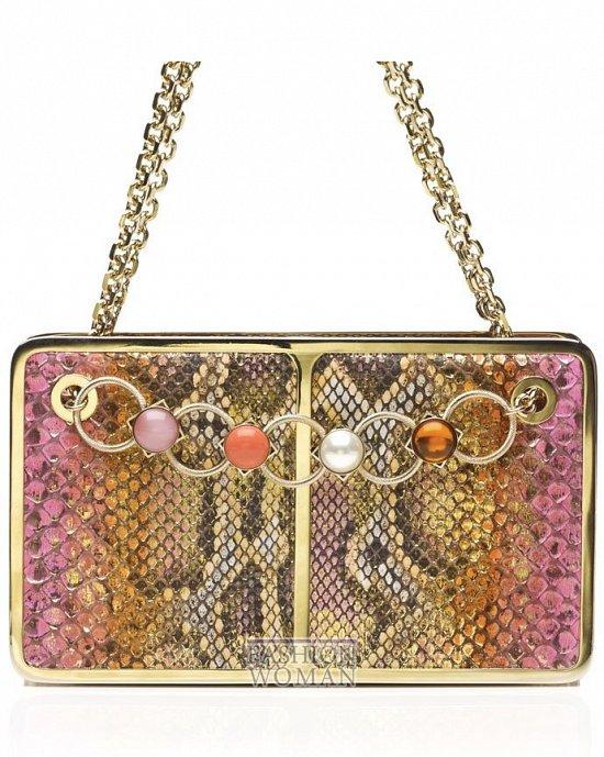 Вечерние сумочки Judith Leiber весна-лето 2012 фото №6