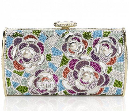 Вечерние сумочки Judith Leiber весна-лето 2012 фото №7