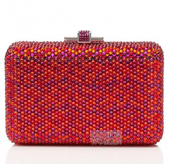 Вечерние сумочки Judith Leiber весна-лето 2012 фото №9