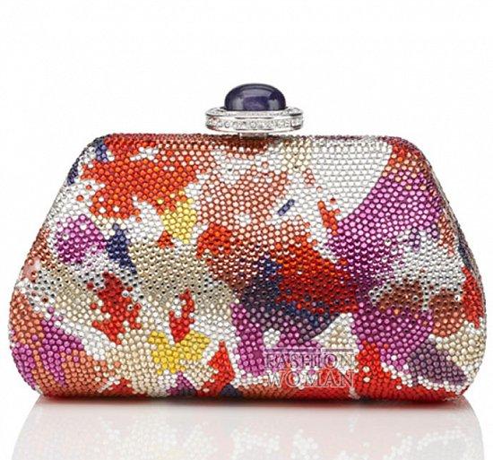 Вечерние сумочки Judith Leiber весна-лето 2012 фото №10