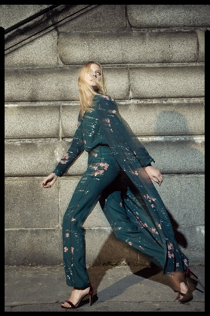 Вечерняя коллекция Massimo Dutti осень-зима 2016-2017 фото №6