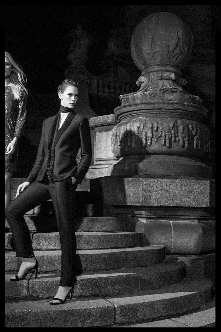 Вечерняя коллекция Massimo Dutti осень-зима 2016-2017 фото №8