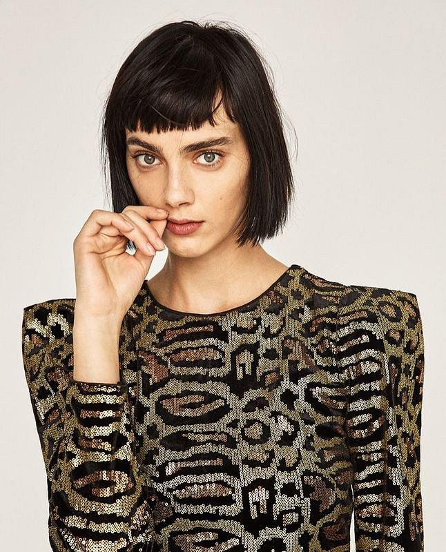 Вечерняя коллекция Zara Holiday 2016