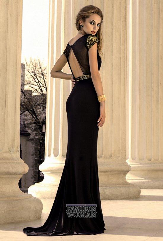 Вечерняя мода 2013 от Cristallini  фото №12