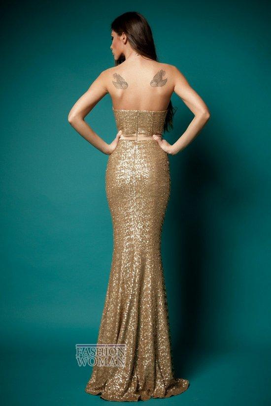 Вечерняя мода 2013 от Cristallini  фото №18