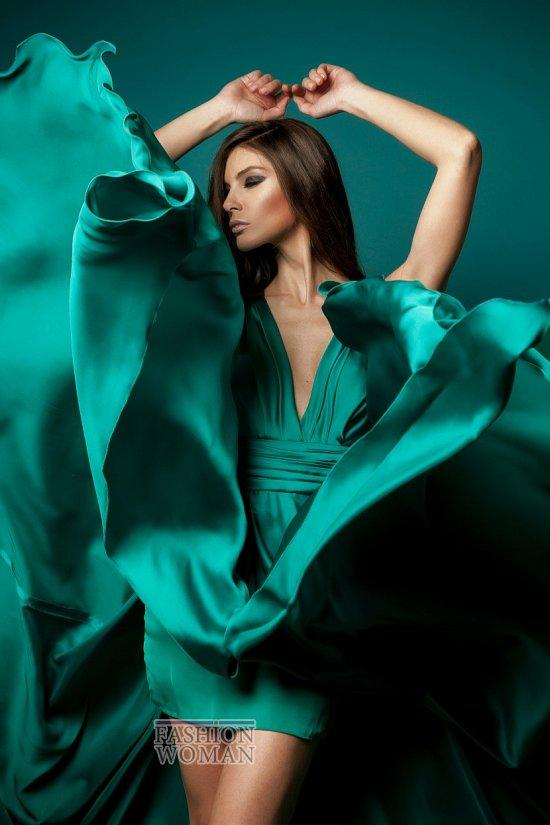 Вечерняя мода 2013 от Cristallini  фото №21