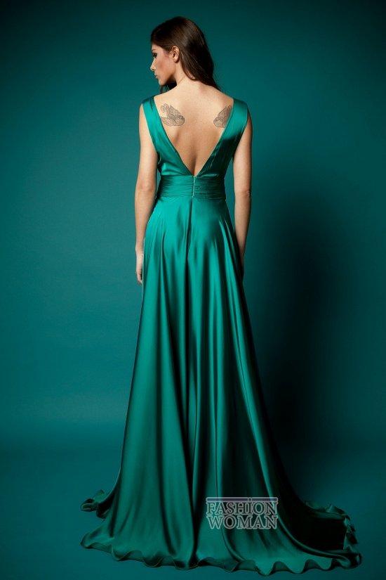 Вечерняя мода 2013 от Cristallini  фото №22