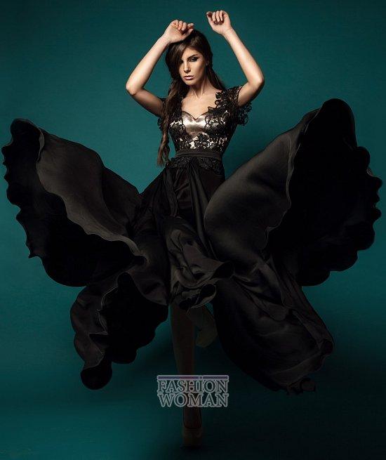 Вечерняя мода 2013 от Cristallini  фото №23