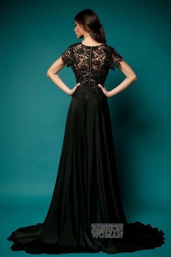 Вечерняя мода 2013 от Cristallini  фото №24