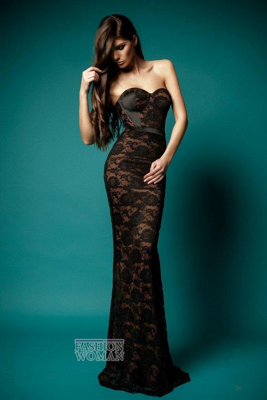 вечерние длинные платья 2013